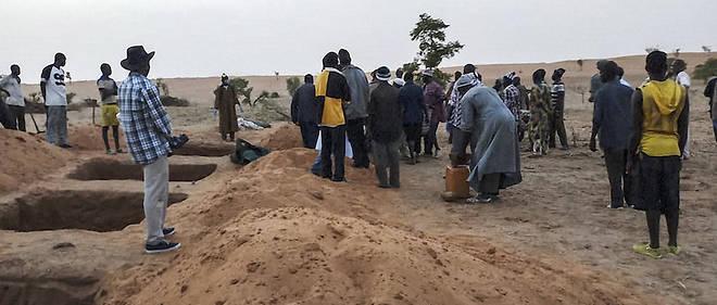 Dans la nuit du 9 au 10juin, Sobame Da, dans le centre du Mali, a été attaqué par des dizaines d'assaillants lourdement armés.