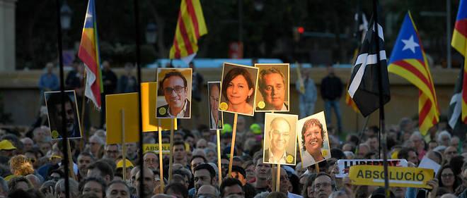 À Barcelone,le tribunal rendra d'ici plusieurs mois sa décision ultra-sensible politiquement.