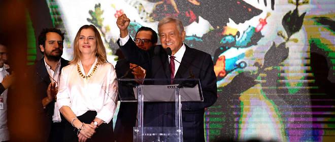 Le président mexicain avait promis pendant sa campagne présidentielle qu'il n'utiliserait plus l'avion officiel et se déplacerait en empruntant des vols commerciaux.