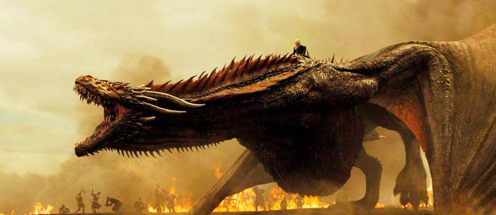 <p>Les dragons de « Game of Thrones » combinent différents éléments de la mythologie des cracheurs de feu.</p>
