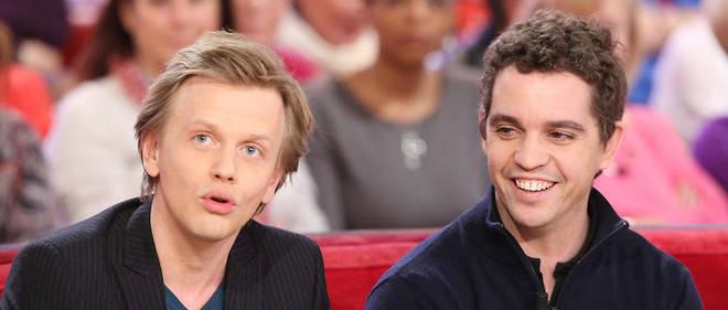 Les comédiens  Bruno Sanches et Alex Lutz formaient le duo « Catherine et Liliane » sur Canal + depuis 2011.