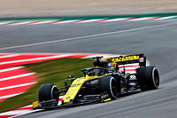 Nico Hulkenberg (GER) Renault Sport F1 Team RS19. Barcelone, Espagne.