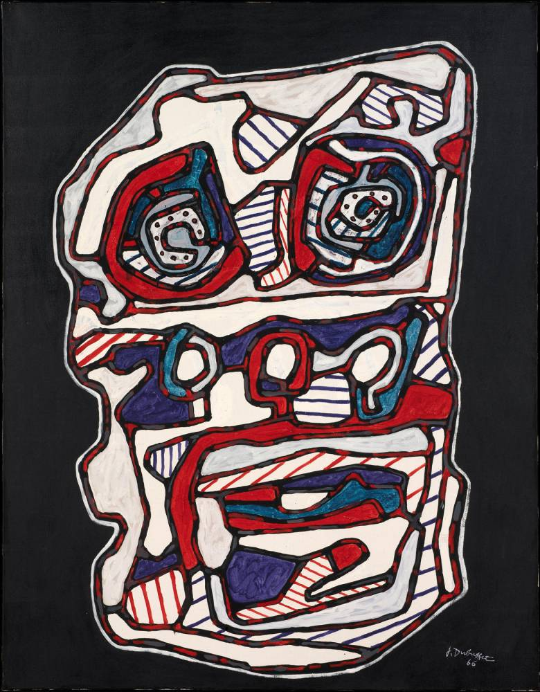 art ©  Louisiana Museum of Modern Art. Donation: The Joseph and Celia Ascher Collection, New York / Adagp, Paris 2019
