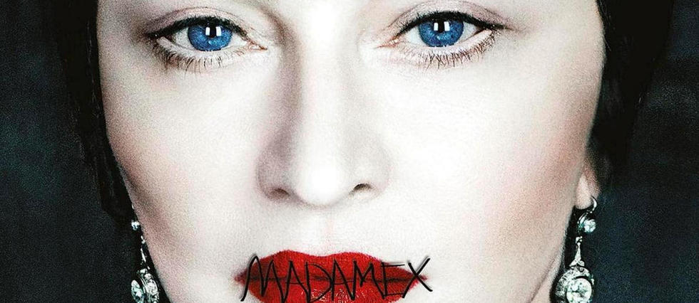 <p>« Madame X », le nouvel album de Madonna sort ce vendredi.</p>