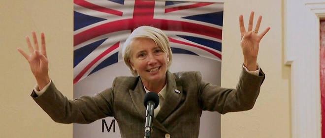La populiste entrepreneuse Vivienne Rook, interprétée avec brio par Emma Thompson.