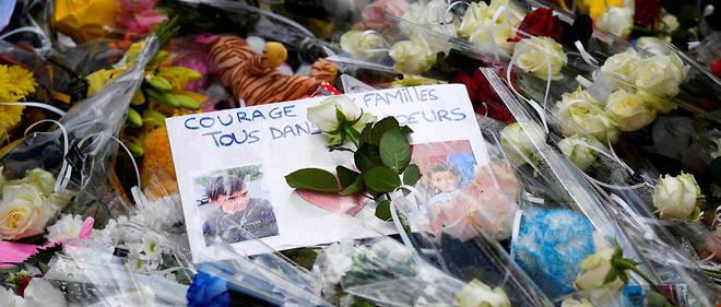 Depuis l'accident qui a coûté la vie à un enfant de neuf ans, l'émotion est palpable à Lorient.