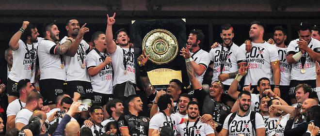 Finale Top 14 : Toulouse sacré champion de