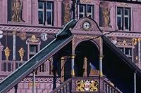 <p>La mairie de Mulhouse (Haut-Rhin).</p>