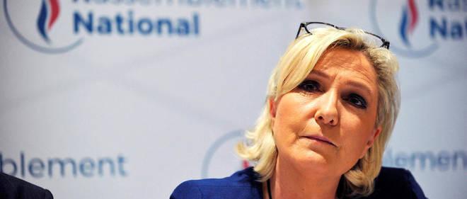 « Nous avons fait 23 %, LR a fait 8 %. Nous sommes le premier parti de France », a expliqué Marine Le Pen à La Rochelle.