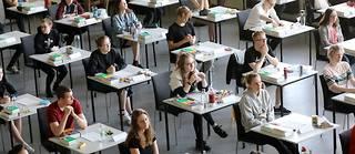 Ce lundi, les élèves de première générale et technologique vont plancher sur le français.