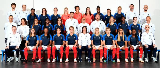L'équipe de France de football féminine ravit les téléspectateurs.