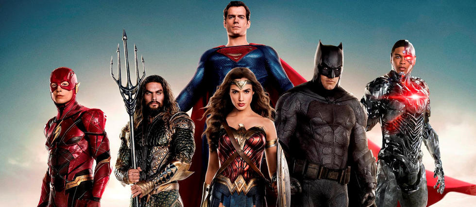 <p>Justice League, focus sur la <em><< Snyder Cut >>.</em></p>