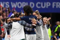 Les Francaises ont remporte leur 3e victoire en 3 rencontres.