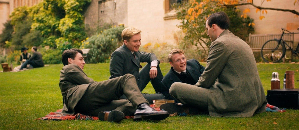 <p>«Tolkien», le biopic sur l'auteur du «Seigneur des anneaux», est en salle le 19 juin.</p>