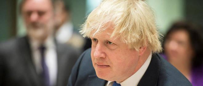 L'ancien maire de Londres et ex-ministre des Affaires étrangères de Theresa May, tenant d'un Brexit dur, a récolté 126 voix des députés conservateurs sur 313.