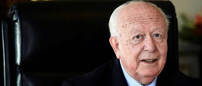 """""""Aucun parti tout seul ne peut gagner les élections"""", a estimé le maire de Marseille Jean-Claude Gaudin."""
