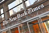 La decision du << New York Times >> est intervenue quelques semaines apres que le journal a ete vivement critique pour la publication d'une caricature jugee antisemite.