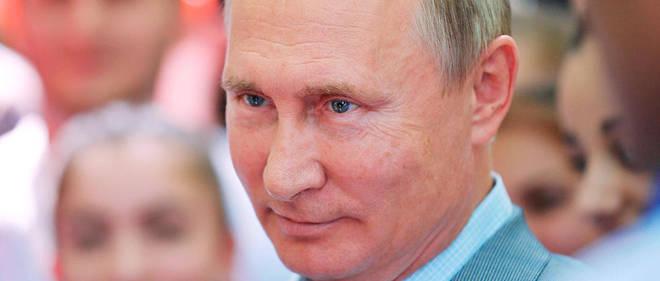 La « Ligne directe » avec Vladimir Poutine était organisée pour la 17e fois.