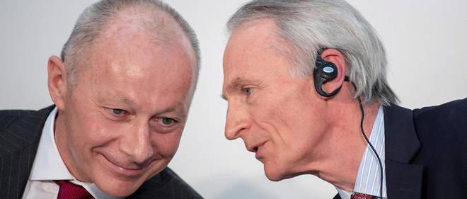 Thierry Bolloré et Jean-Dominique Senard seront présents au sein des nouvelles instances de Nissan.