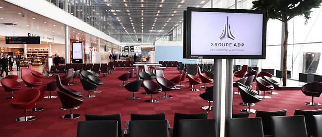 Le nouveau terminal d'Orly.
