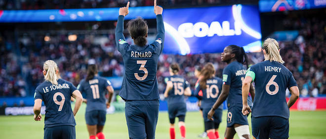 L'équipe de France a fini en tête de son groupe.