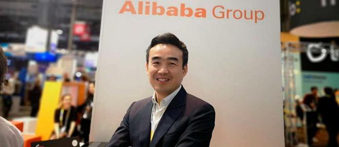 Yeming Wang, responsable d'Alibaba Cloud pour la zone Europe, Moyen-Orient, Afrique (EMEA).