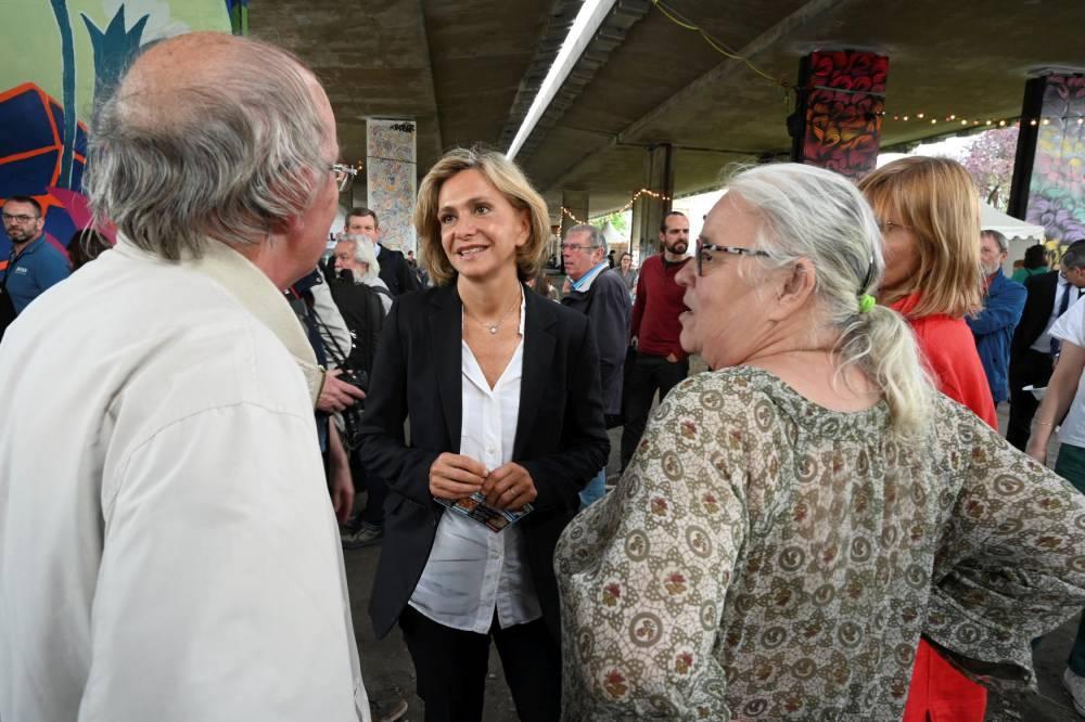 Valérie Pécresse ©  Elodie Gregoire / Elodie Gregoire pour « Le  Point »