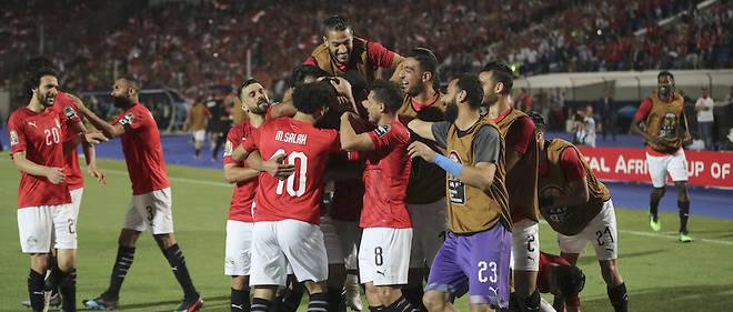 L'Égypte de Mohamed Salah a lancé sa Coupe d'Afrique par une victoire contre le Zimbabwe. Les Pharaons, grands favoris, s'annonce difficiles à battre.