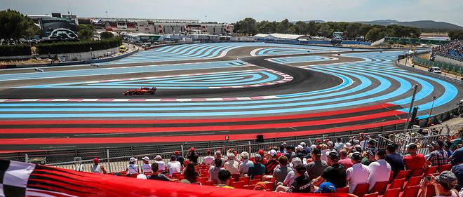 Grand Prix du Castellet du 20 au 23 juin 2019 (Photo d'illustration).