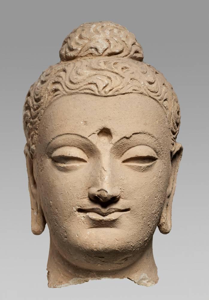 Bouddha, Afghanistan, bouddhisme ©  © RMN-Grand Palais (MNAAG, Paris) / Thierry Ollivier