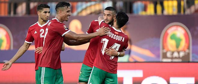 Vainqueur in extremis face à la Namibie (1-0) pour son premier match de la Coupe d'Afrique des nations, le Maroc réalise une bonne entame de compétition.