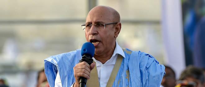 La Ceni a déclaré Mohamed Cheikh El-Ghazouani vainqueur mais l'opposition n'est pas d'accord.