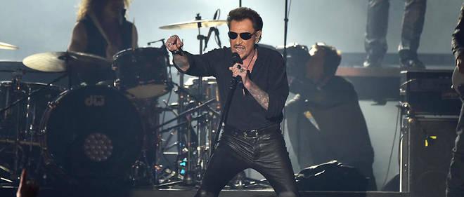 Johnny Hallyday voulait retourner à Nashville pour enregistrer un dernier album.
