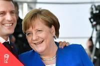 <p>L'accord entre le président Emmanuel Macron et la chancelière Angela Merkel a fait long feu.</p>