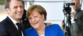L'accord entre le président Emmanuel Macron et la chancelière Angela Merkel a fait long feu.