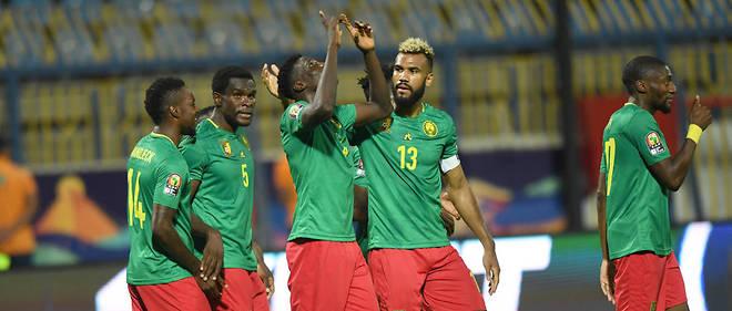 Vainqueurs de la Guinée-Bissau (2-0), le Cameroun s'impose grâce à des buts de Banana (66') et Bahoken (69').