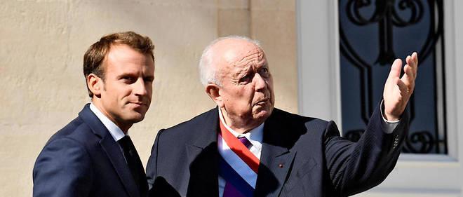 À Marseille, les Macron ont remis en selle le camp Gaudin.