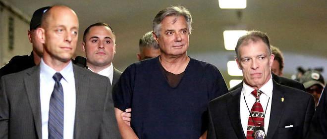Paul Manafort purge déjà une peine de 47 mois de prison.