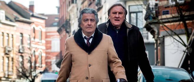 Saint-Tropez va renouer avec le cinéma grace à Clavier et Depardieu.