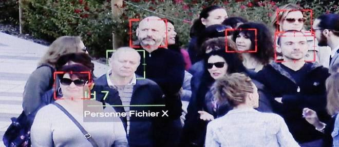 Après la reconnaissance faciale, le laser Jetson pourrait identifier des personnes grâce à leur fréquence cardiaque (image d'illustration).