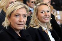 En 2018, MarionMaréchal a supprimé «Le Pen» de son nom.