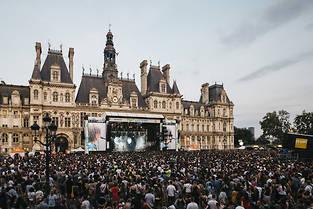 Festival Fnac Live 2018.