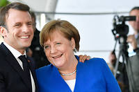 Quel candidat pour la présidence de la Commission européenne ? C'est le nouvel épisode du feuilleton franco-allemand incarné par Angela Merkel et Emmanuel Macron.