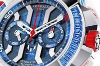 Jacob & Co offre une montre unique ornée de diamants, mais aussi une rencontre avec Lionel Messi.  ©LPM