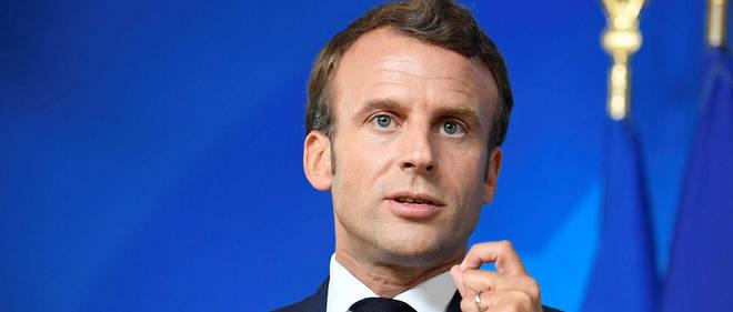 Le président français est revenu sur l'échec des premières tractations, lors du sommet du 30 juin.