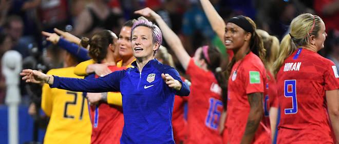 L'équipe des États-Unis affrontera soit la Suède, soit les Pays-Bas, les deux équipes qui s'affronteront lors de la seconde demi-finale, mercredi 3 juillet.