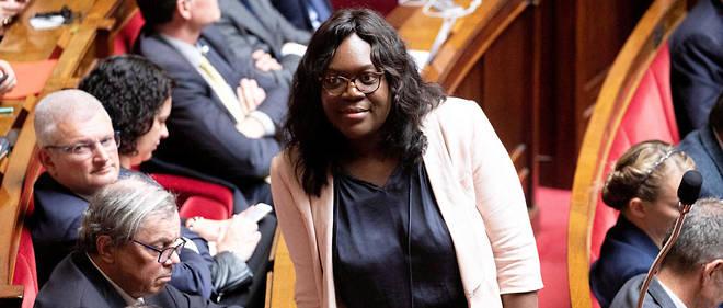 La députée Laetitia Avia est à l'origine de la proposition de loi contre la haine sur Internet.