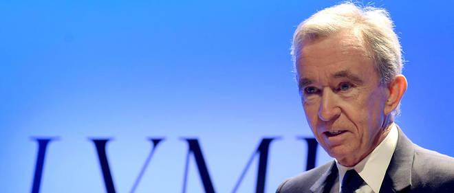La fortune professionnelle de Bernard Arnault représente plus de 90 milliards d'euros