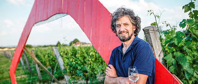 Charles Blanc: «Mes rouges vont du vin fruité au vin structuré, mais le maître mot, c'est le plaisir!»