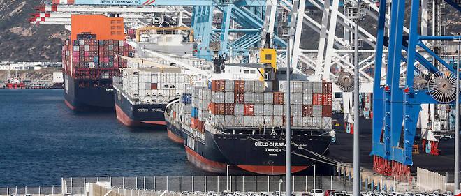 """Résultat de recherche d'images pour """"conteneurs, grands ports du monde, commerce, 2018, 2019"""""""